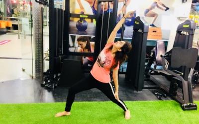 Yoga For Ladies in Vikaspuri