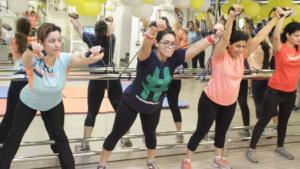 Ladies Gym in Punjabi Bagh